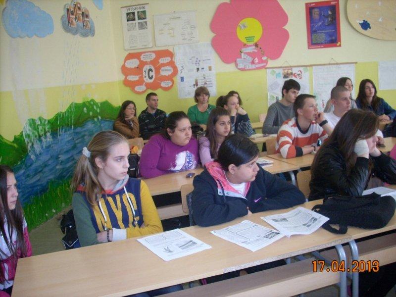 Студенти ПМФ са нашим ученицима 4